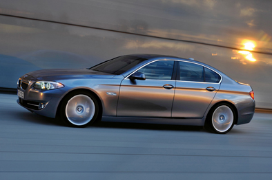 bmw 5_iF Product Desing Award