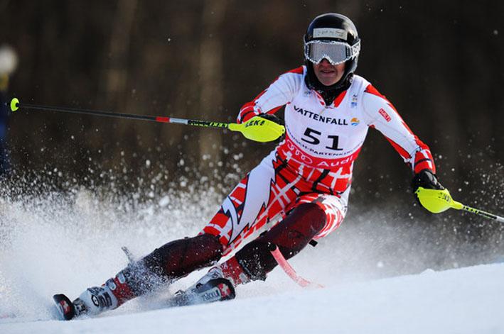 Alpsko skijanje ignjatovićeva u slalomu ata stars
