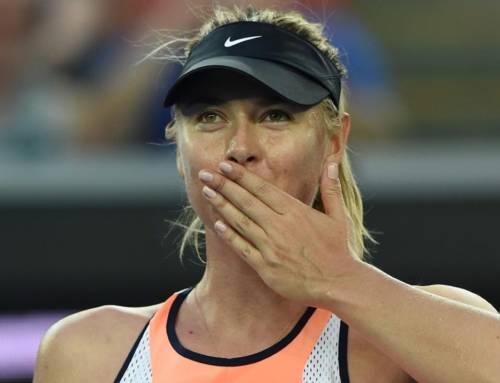 Australijan open dobija novu šampionku, Šarapova izbacila Voznjacki