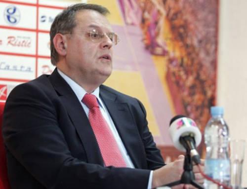 Čović poziva na jedinstvo navijača, kaže da je Zvezda pod udarom