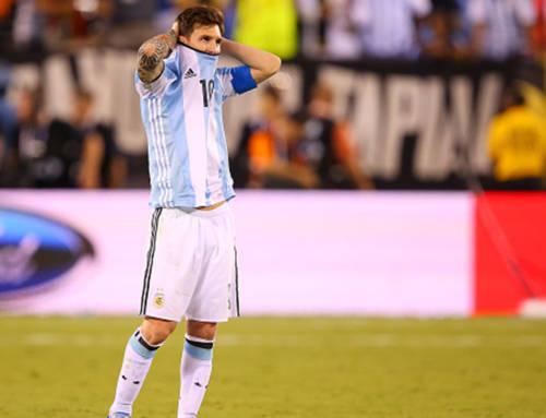 Argentina treća na Kopa Amerika, Mesi isključen