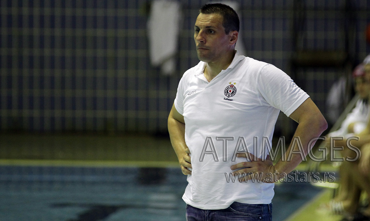 Vujasinović novi trener VK Novi Beograd