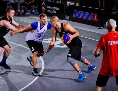 Basketaši osvojili Moskvu