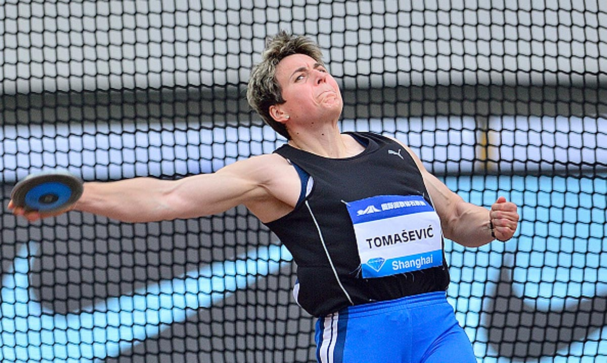 Tomašević se nada nastavku treninga i takmičenja