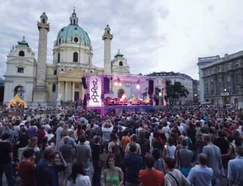 """""""Popfest"""" na Karlsplacu u Beču"""