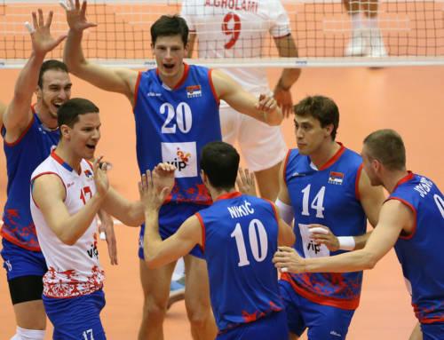 Srbija u drugoj fazi SP može da igra u Milanu, Bolonji, Sofiji ili Varni !