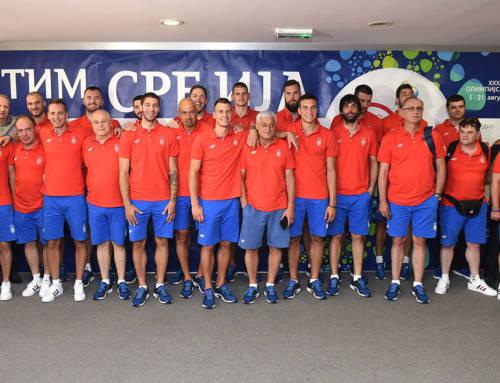 Košarkaši otputovali u Rio sa velikim ambicijama