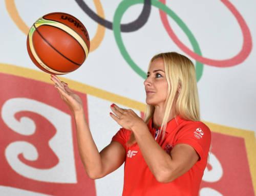 Milica Dabović u Novom Pazaru o popularizaciji košarke