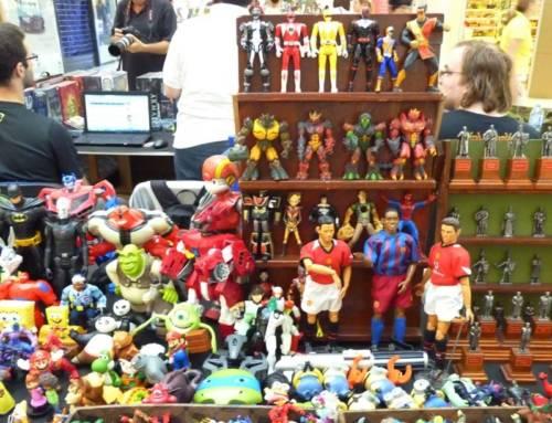 Sajam igračaka i kolekcionarskih figura u Delta Cityju