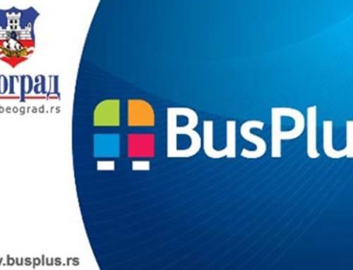 Produženje roka važenja BusPlus kartica za srednjoškolce i studente