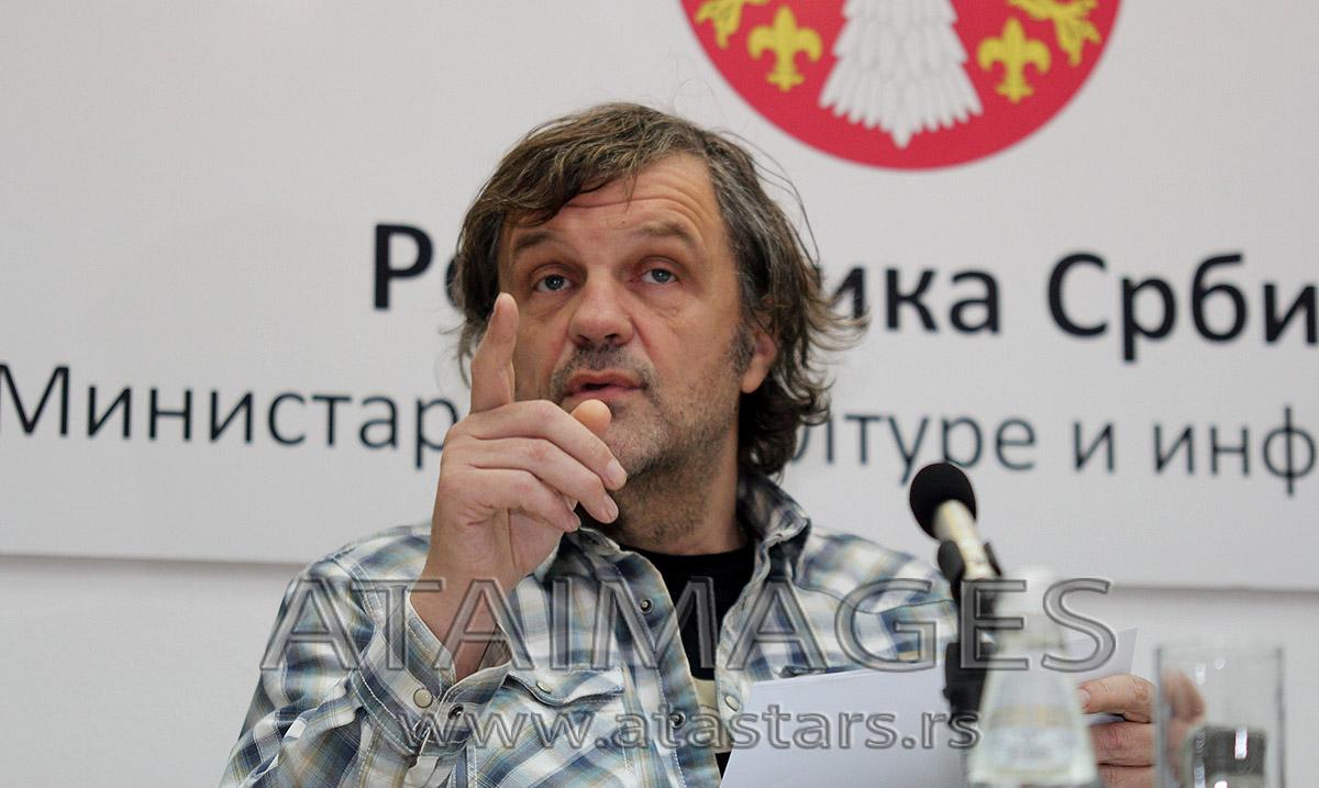Ministar kulture Srbije i Emir Kusturica govorili u sedištu Uneska