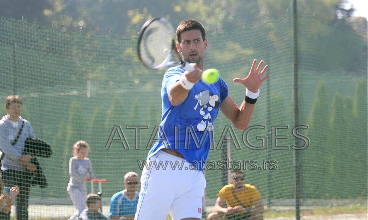 Đoković: Pojačao sam kad je trebalo; Medvedev: Novak je Novak