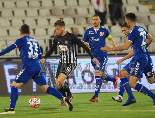 Partizan prekinuo seriju od šest pobeda, rekord Saše Ilića