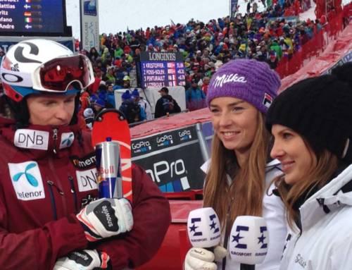 Skijaška zvezda Tina Maze potpisuje ugovor sa Eurosportom