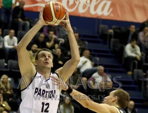 Novica Veličković i naredne sezone u Partizanu