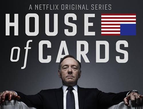Nova sezona serije Kuća od karata u maju