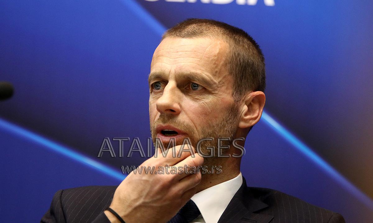 Čeferin se nada da će se EURO igrati pred punim stadionima