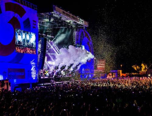 34. Festival na Dunavskom ostrvu u Beču