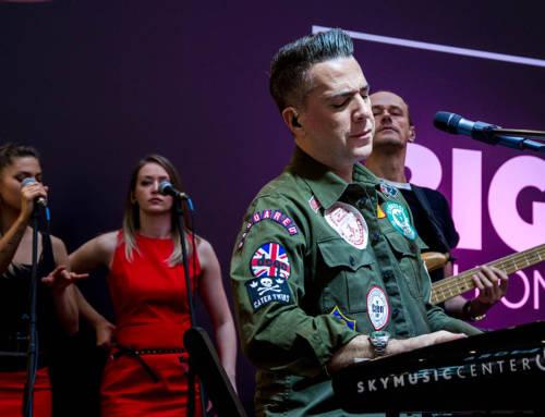 Željko Joksimović oduševio publiku koncertom u Big Fashion shopping centru