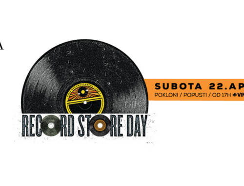 Record Store Day u Leili