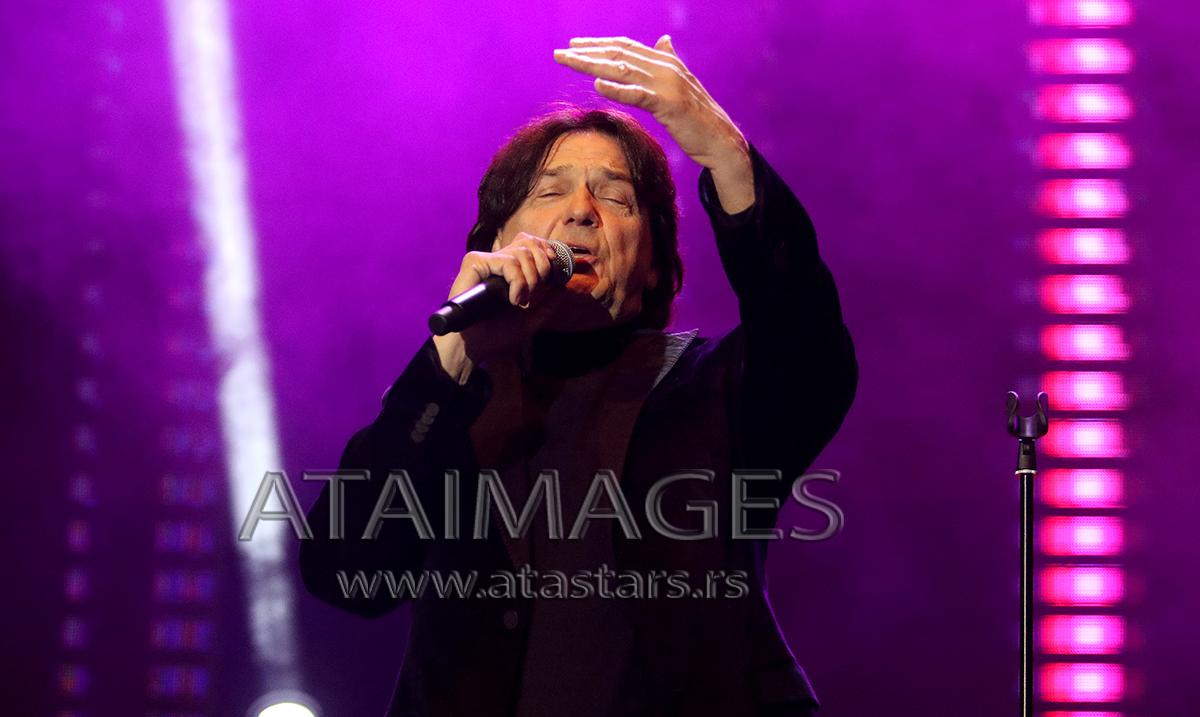 Zdravko Čolić ruši rekorde, četvrti koncert u Štark areni!