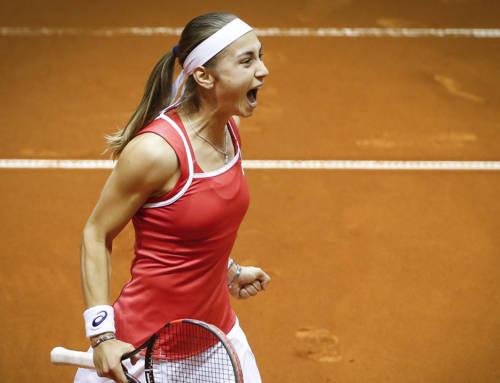 """WTA: Veliki napredak Krunićeve, Osaka i dalje """"broj 1"""""""