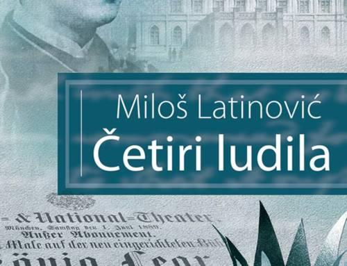 Vulkan izdavaštvo predstavlja novi roman Miloša Latinovića