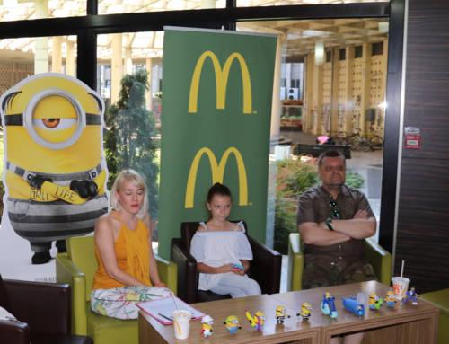 Najavljen film GROZAN JA 3 i nove igracke uz Happy Meal ponudu