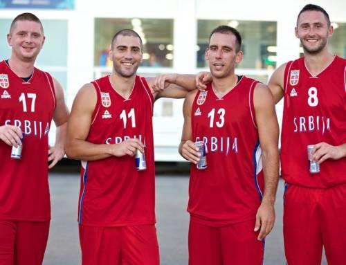 Srpski basketaši u grupi sa Madjarskom i Španijom na Evropskom kupu