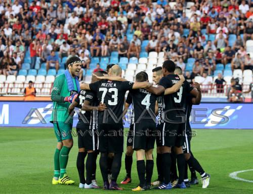Fudbaleri Partizana kupili sezonske karte za košarkaške utakmice