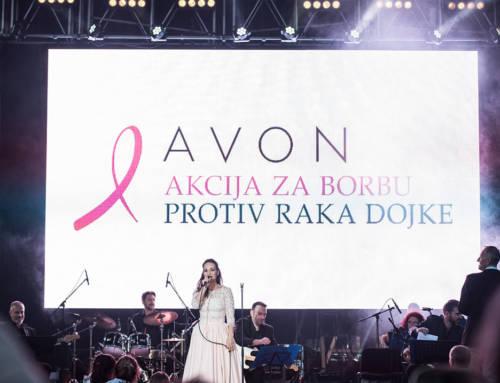 Jelena Tomašević obojila Niš u roze