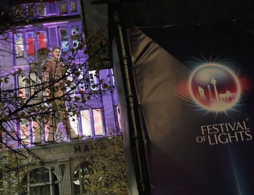 """Teslin vremeplov"" na Festivalu svetlosti u Berlinu"