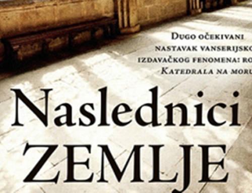 "Ekskluzivno – nova knjiga Ildefonsa Falkonesa ""Naslednici zemlje"" na Sajmu knjiga"