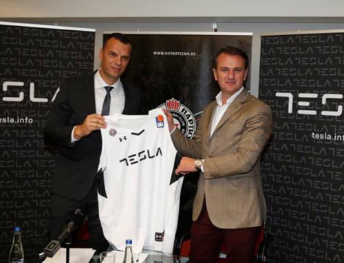 Komtrejd novi sponzor košarkaškog kluba Partizan