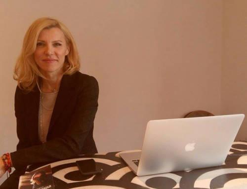 Biljana Cincarević video radom predstavlja konceptualne izložbu  koja će biti postavljena u Njujorku 29. novembra