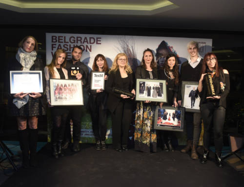 42. Belgrade Fashion Week: Dodela nagrada u glamuroznom restoranu Credo