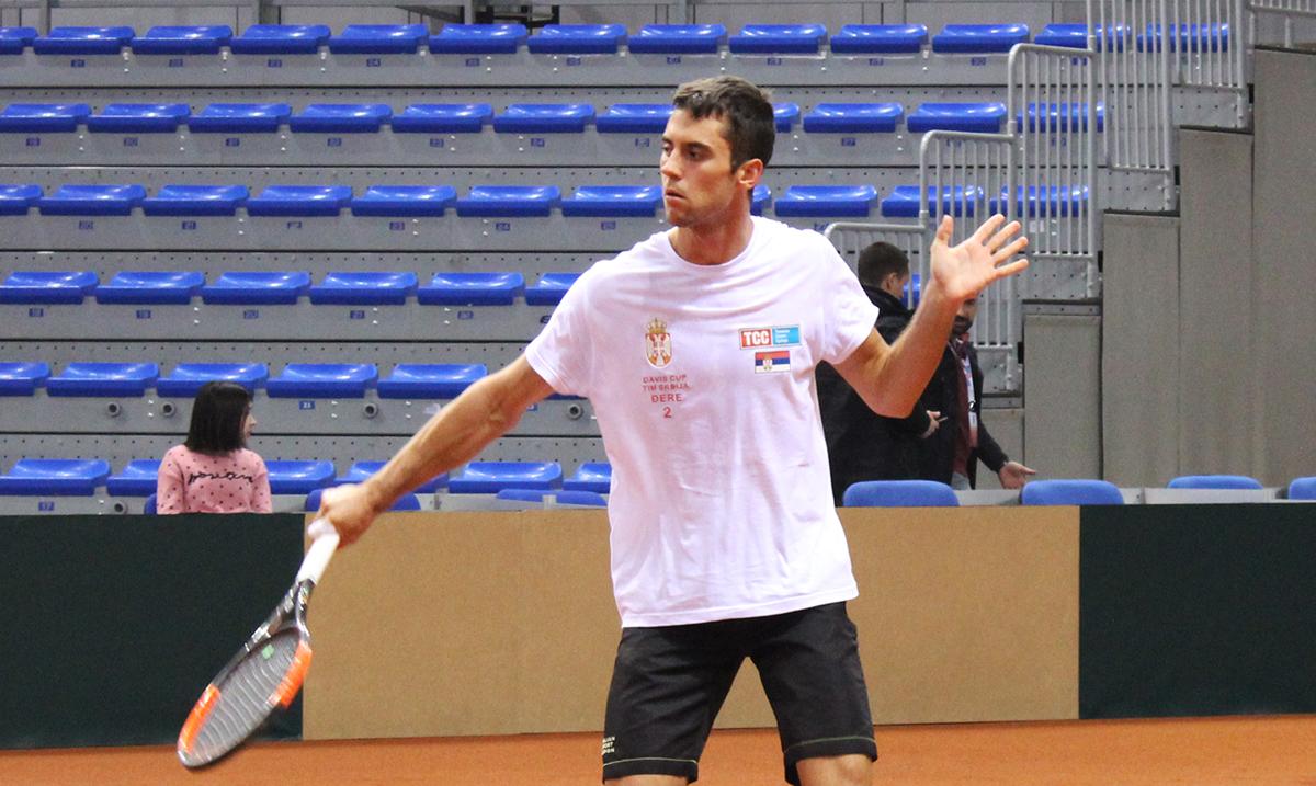 Ðere uspešno startovao na turniru u Kordobi