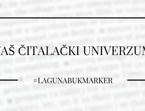 Lagunin prozor u svet knjiga: #Bukmarker