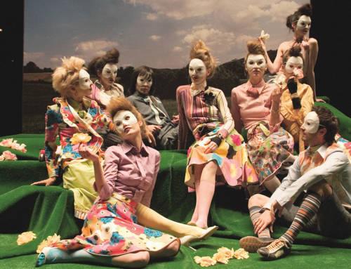 Umetnost i moda, sećanje i trendovi – počinje Belgrade Fashion Week