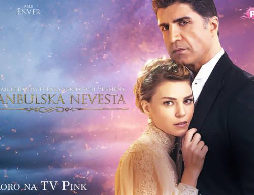 "Serija ""Istanbulska nevesta"" uskoro na TV Pink"