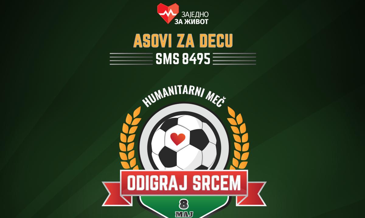 Državni posao, fudbalski asovi i poznate ličnosti pozivaju na utakmicu 8. maja na stadionu Karađorđe