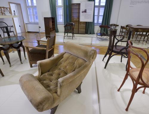 Izložba nameštaja u Beču: Vagner, Los, Hofman