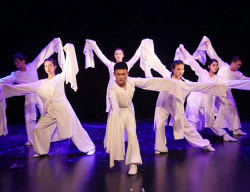Reprezentacija džezera iz Pekinga i glumaca iz Šangaja na Nišvilu