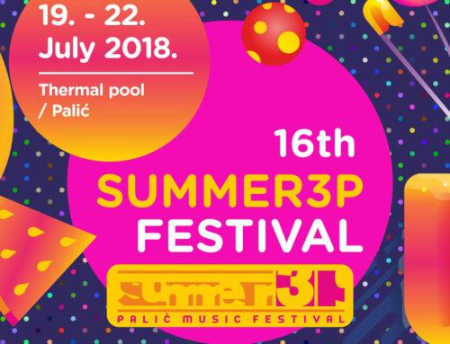 Sutra počinje 16. Summer3p festival