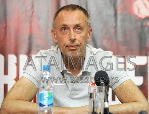 Tomić: Nema favorita u derbiju, ali naš cilj se zna