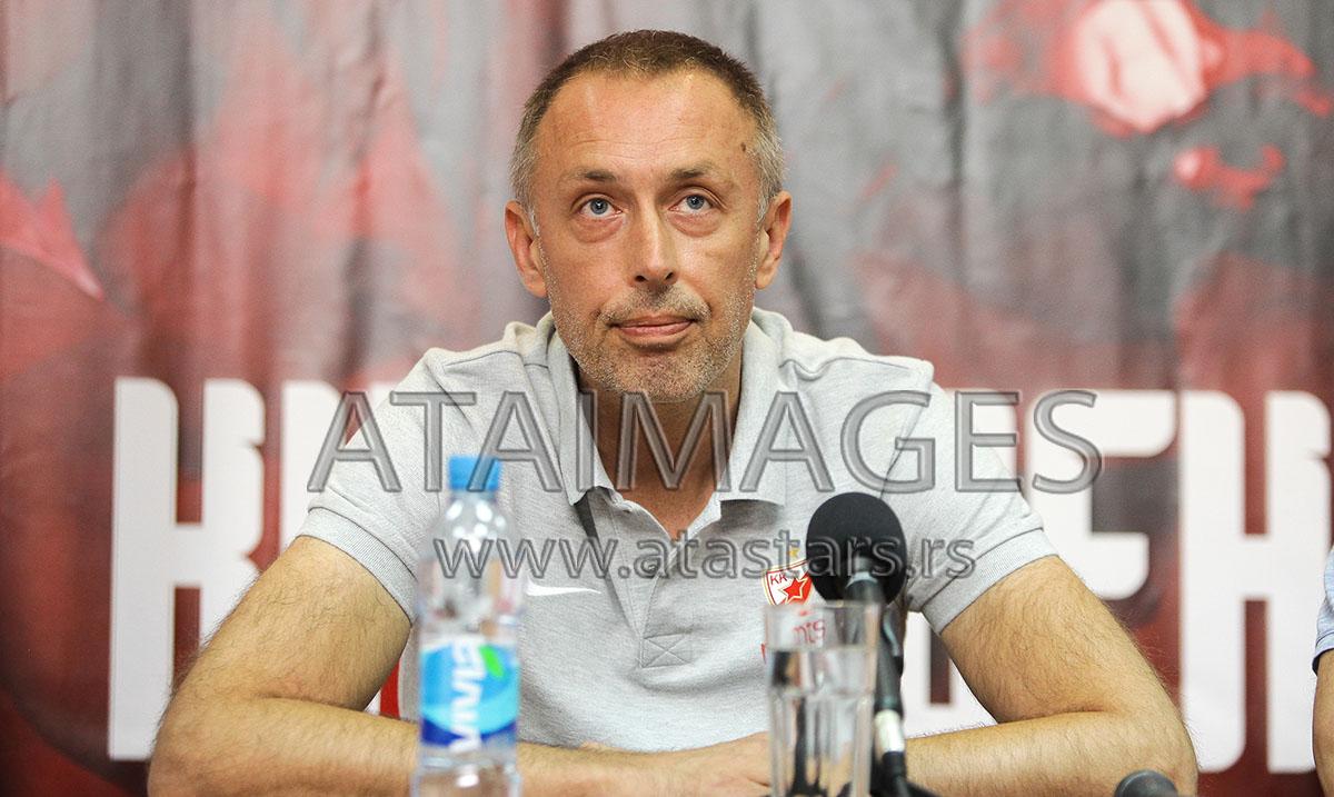 Tomić: Ne idemo u Tel Aviv da se pojavimo, već da pobedimo Makabi