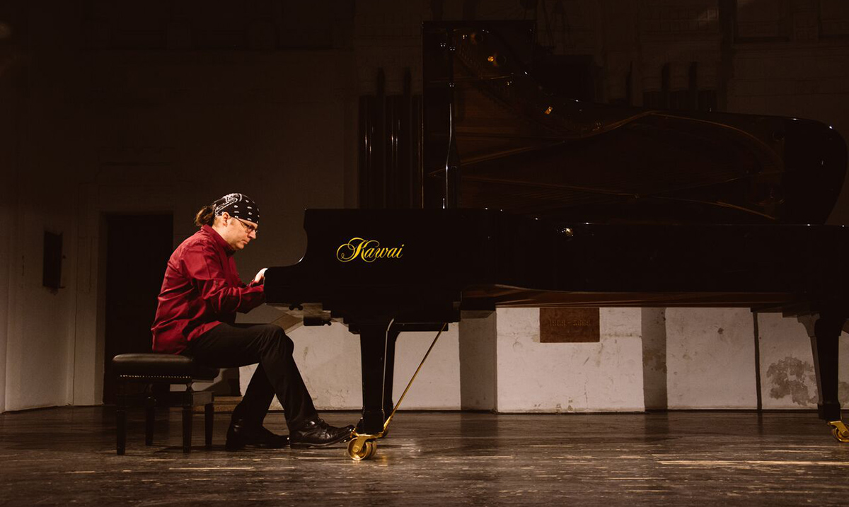 Tradicionalni avgustovski koncert pijaniste Bogdana Đorđevića