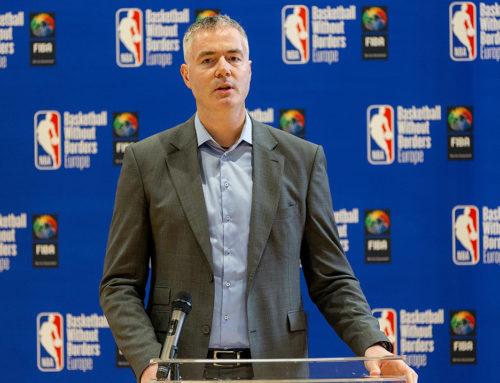 KSS kandidovao Tomaševića za predsednika FIBA Evropa