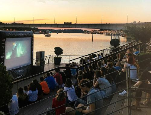 "Film ""Gravity"" nastavlja Filmstreet na Sava Promenadi"