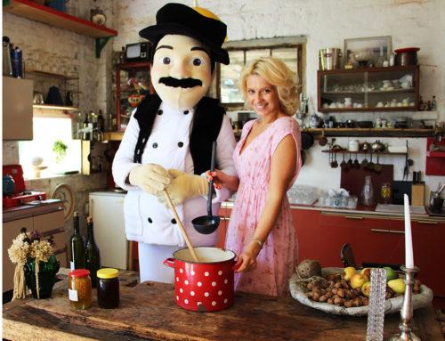 Glumica Anja Mit vas poziva na dvodnevno gastronomsko uživanje